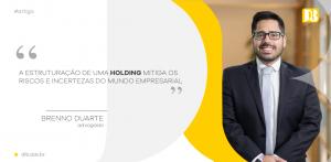 Holding: Instrumento de Eficiência na Organização Societária