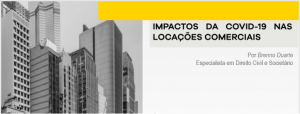 Impacto da COVID-19 nas locações comerciais
